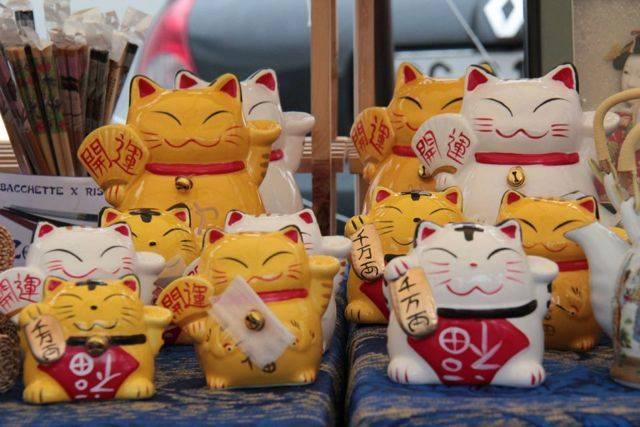 Il mercatino giapponese di Roma