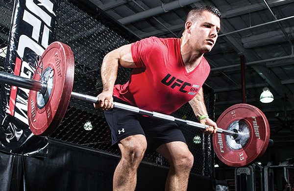 UFC Gym Isn't Just for MMA Fighters