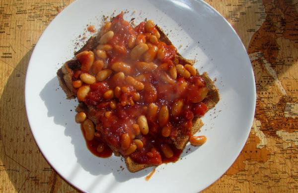 Recept: bonen à la Southern barbecue