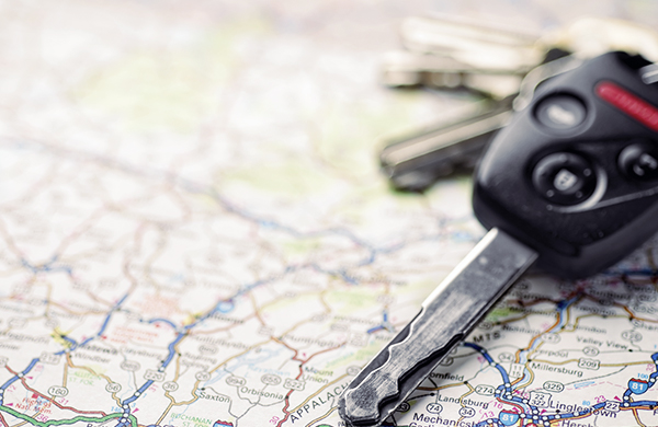 road trip planner for the weekend traveler