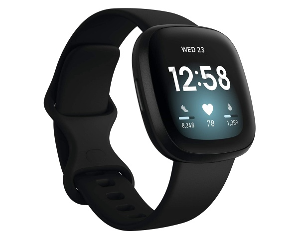 Best Fitness Gifts, Fitbit Versa 3