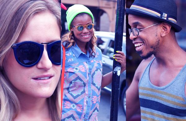 Street Style: Six Corners in Wicker Park
