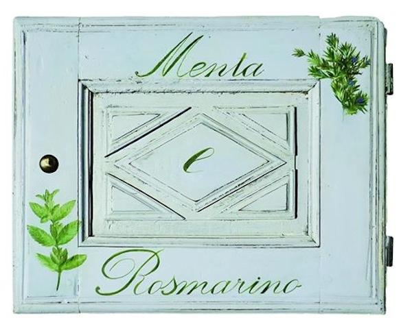 Menta e Rosmarino, a Torino il ristorante romantico e shabby