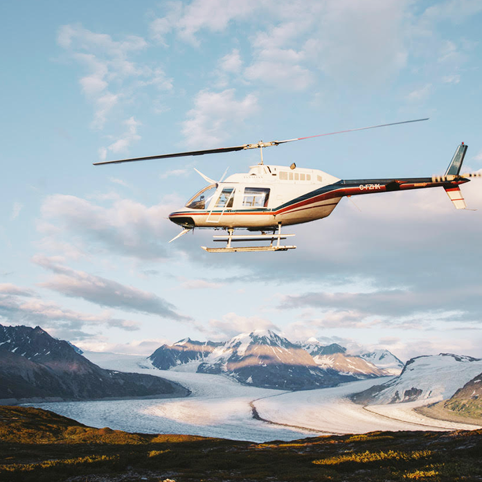 anchorage helicopter