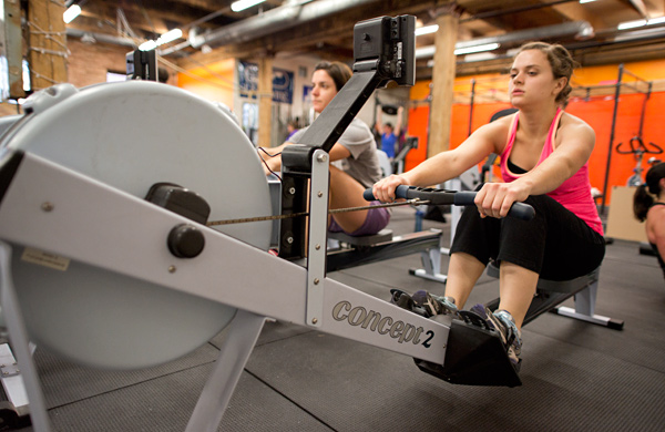Choose Your Own Workout at RowFit Chicago