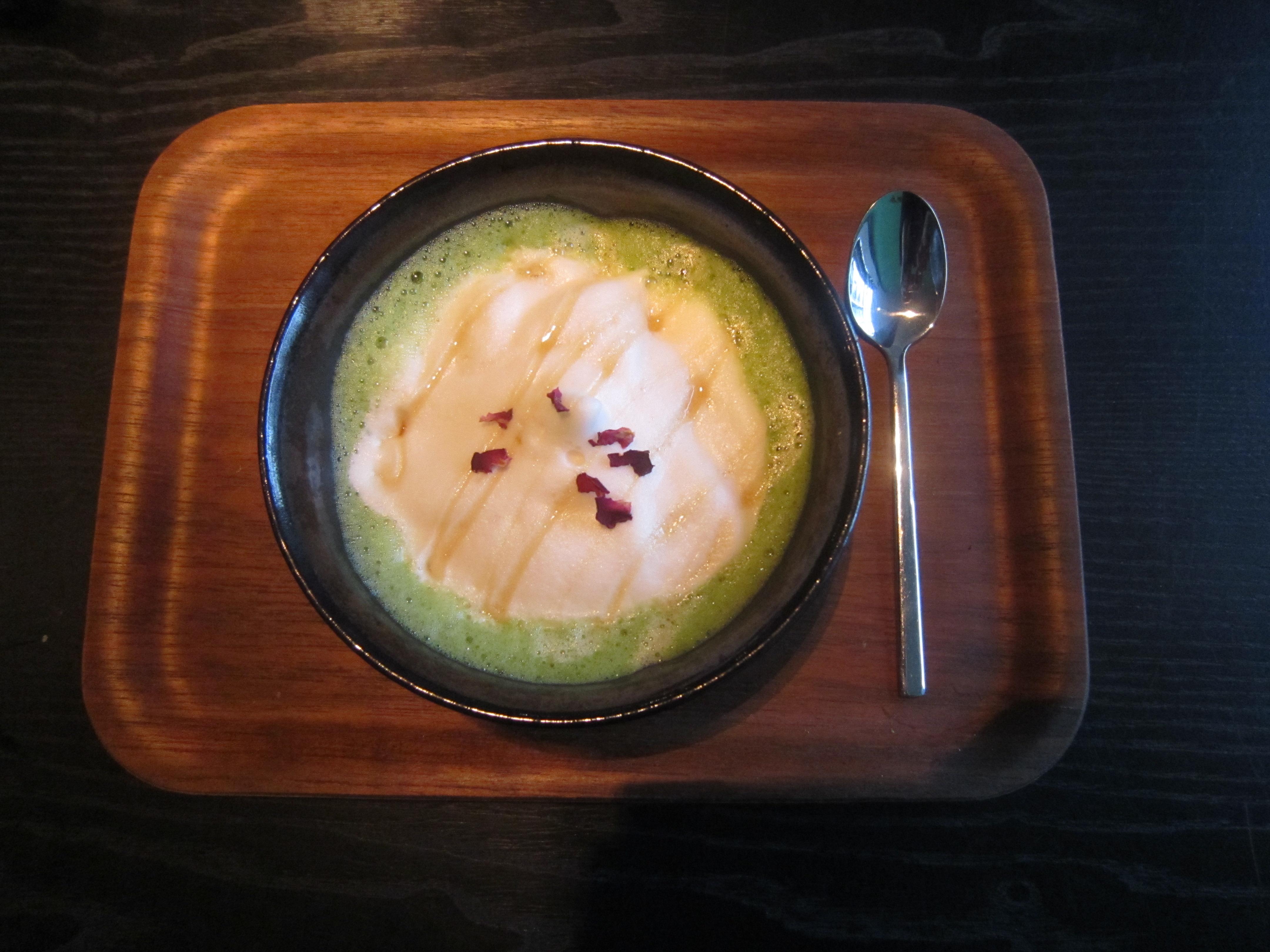 Japanische Tees und vegane Speisen - diesen Mix gibts bei Dear Matsu