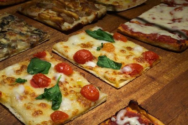 Pizzerie al taglio Roma