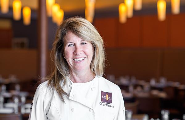 Tasting Menu: Chef Carol Wallack of Sola Restaurant
