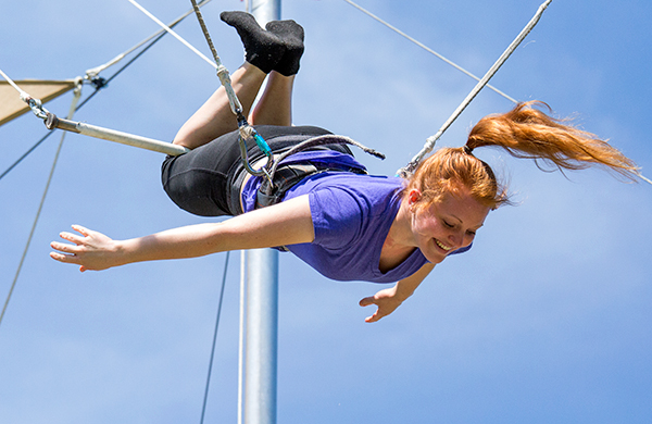 This Trapeze Workout Is a Whole Different Kind of Intense