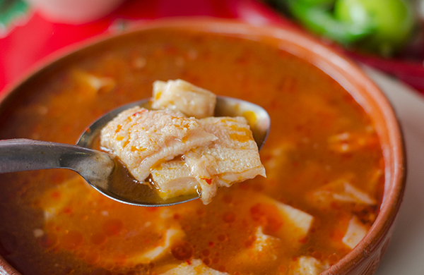 What Is Menudo A Hangover Cure With Guts