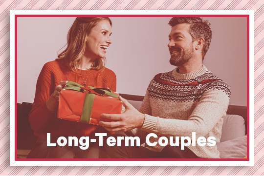 Valentine's Day Gift Ideas for Long-Term Couples