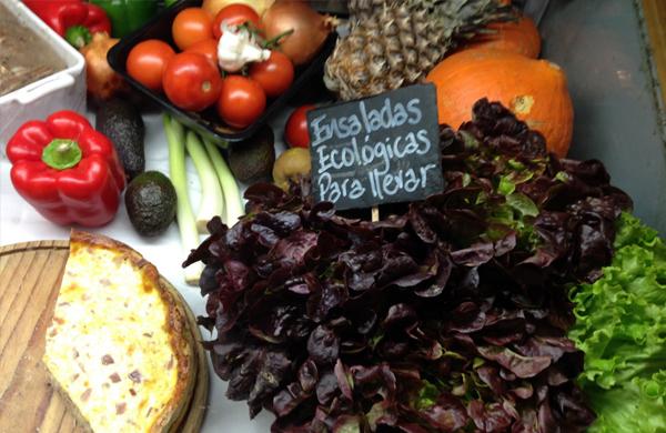 Bio Woki Market, comida ecológica en Barcelona