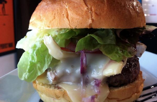 West Coast Gourmet Burger