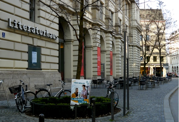 Cafe im Literaturhaus