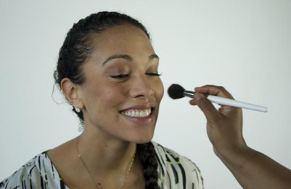 an au naturel matte makeup look process 600c390