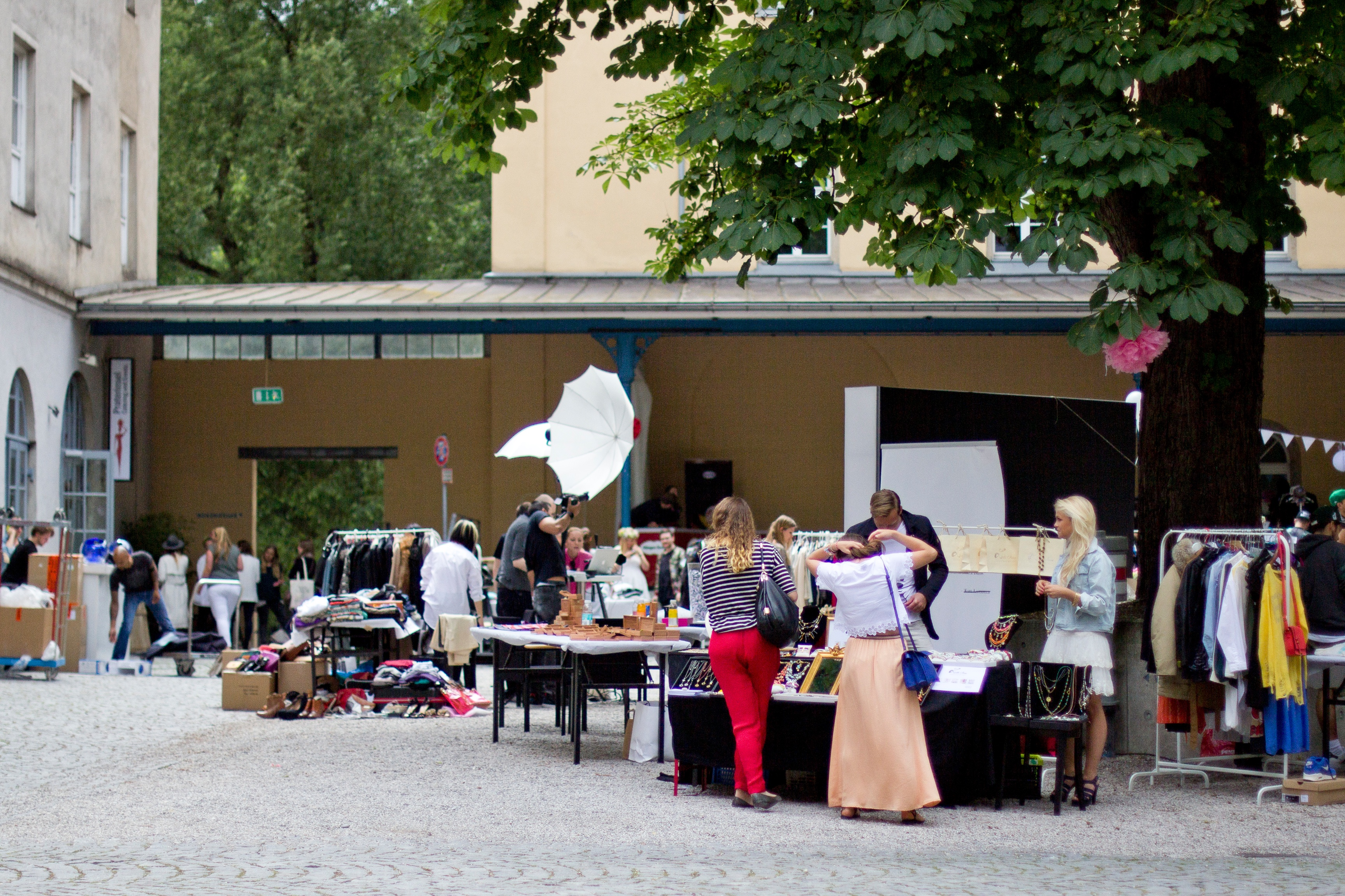 Blogger Bazaar in München