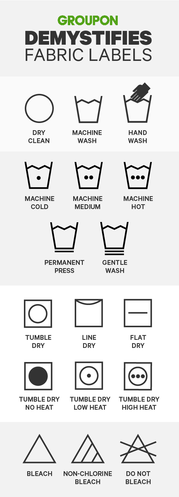 How To Do Laundry By Fabrics