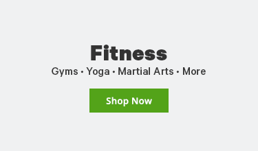 Fitness Classes Banner