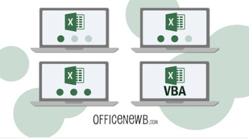 Udemy Excel Online Course