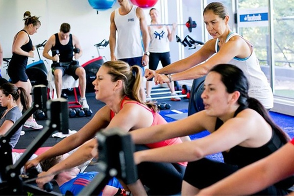 F45 training offers the best fitness program that you'll leave the gym behind for