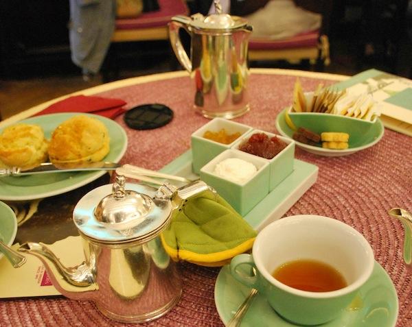 Roma sala da tè inglese