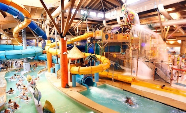 The 9 Best Indoor Water Parks In North America