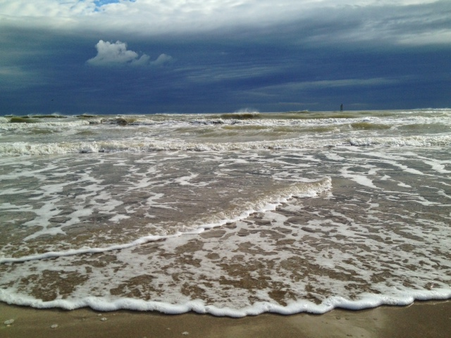 mare inverno