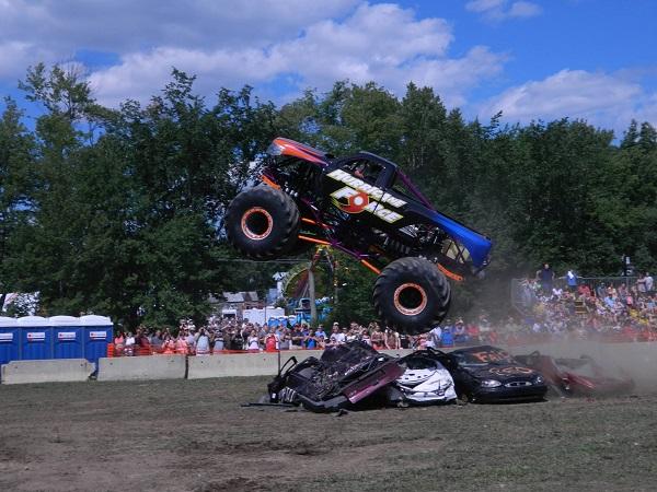 The Bolton Fair Monster Trucks