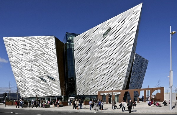 The Rise of Titanic Belfast
