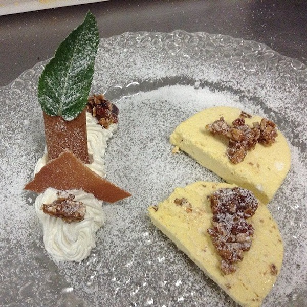 dessert pizzeria Volla
