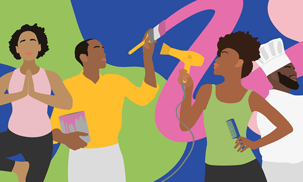 Celebrate National Black Business Month with Groupon
