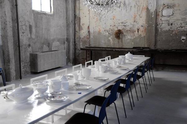 tavoli Carlo e Camilla in Segheria