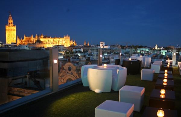 3 terrazas con mejores vistas a la Catedral de Sevilla