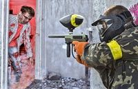 Zombie Paintball Is the Paintball for People Who Don't Play Paintball