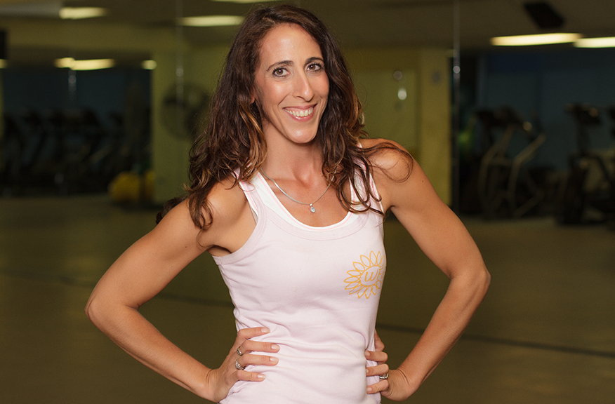 Julie DiLeo of Women's Fitness of Boston