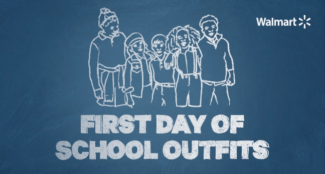 Cute First Day of School Outfits