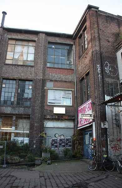 Im Gebäude 9 in Köln regiert der Bass