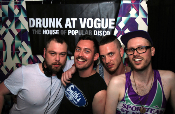Drunk at Vouge