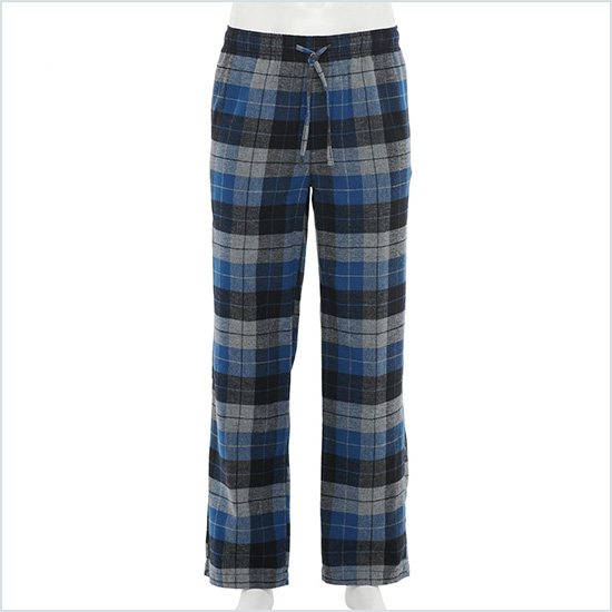 Kohl's Gifts For Him - Flannel Pajama Pants