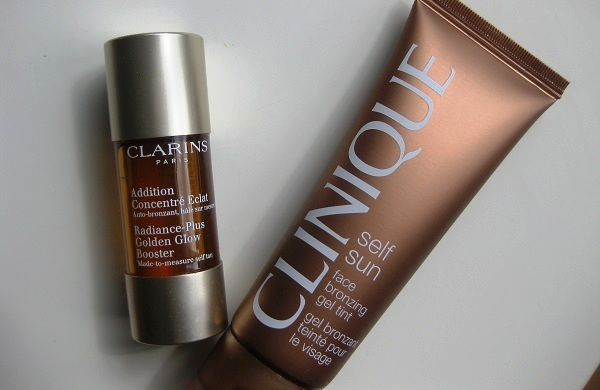 Clinique self sun