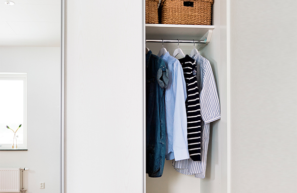 Closet Organization Guide Hero