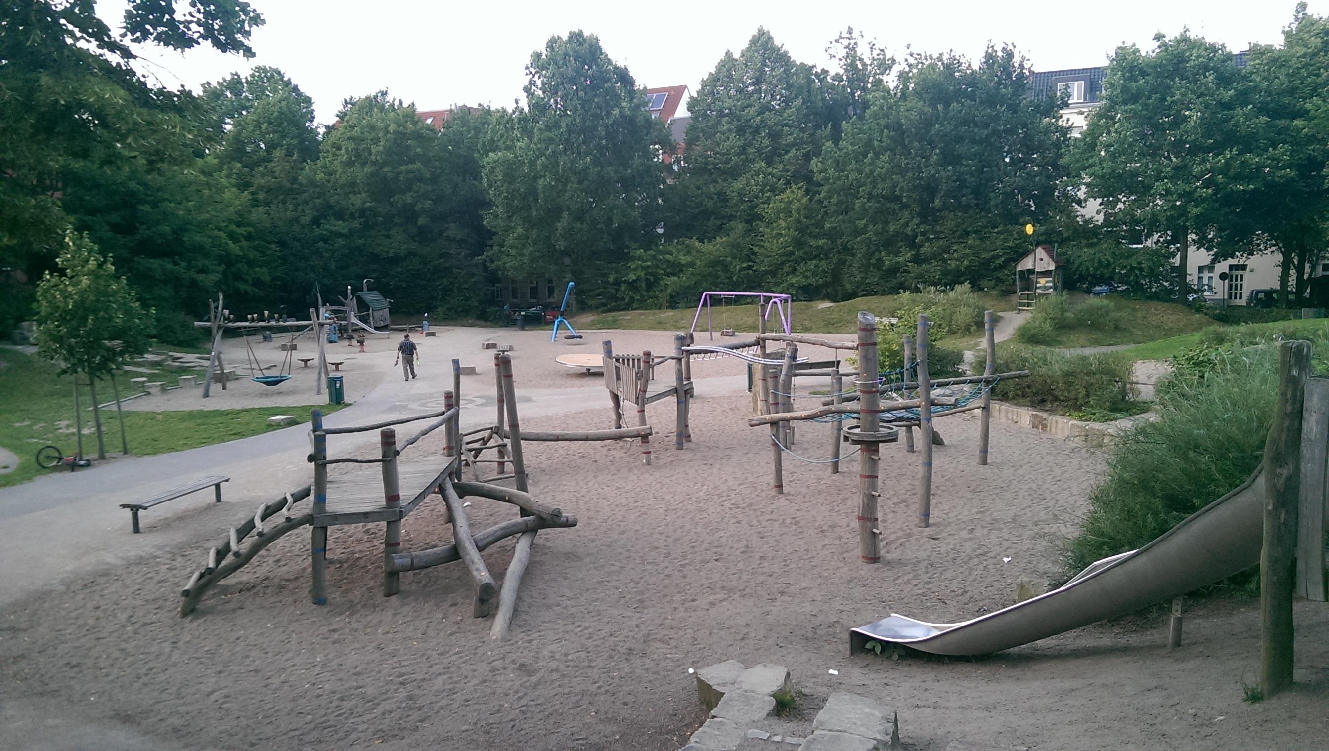 Spielplatz am Frappant