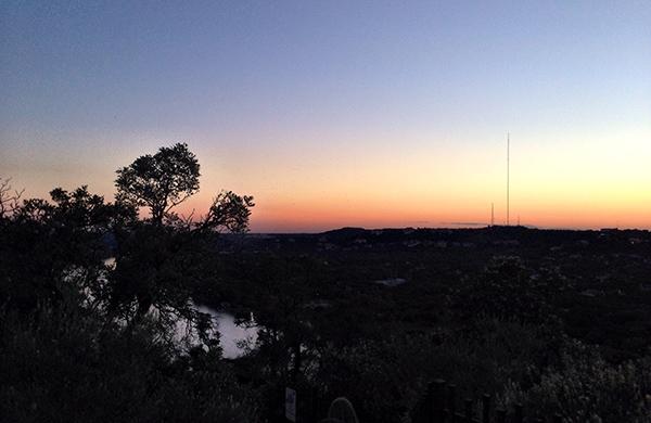 Mount Bonnel - Austin Hiking