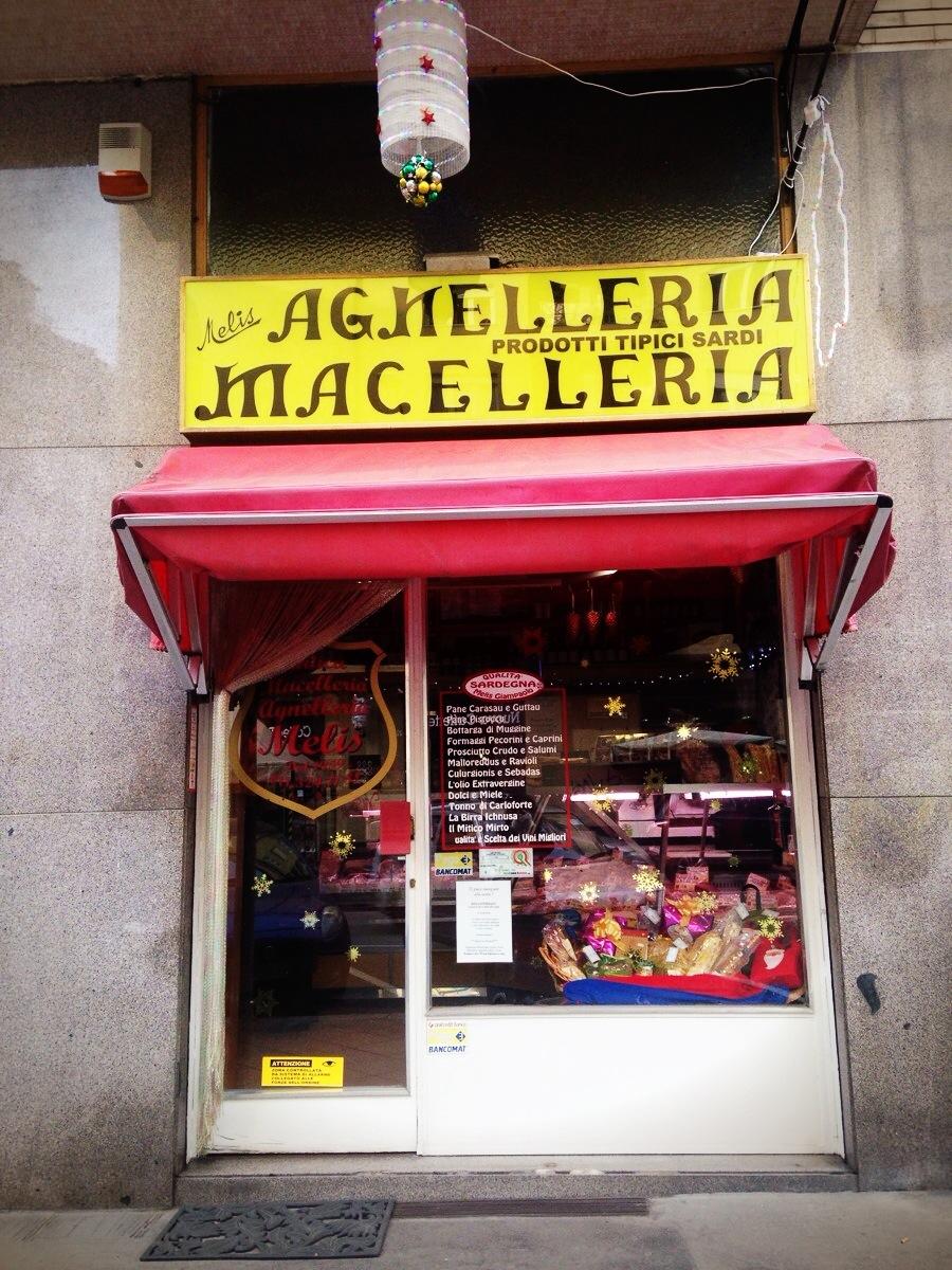 Macelleria Melis, prodotti sardi a Torino