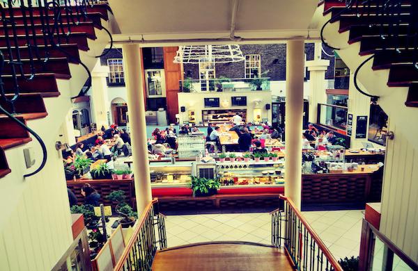 Powerscourt-Townhouse-Centre-Dublin-Pygmalion Restaurant-600x390