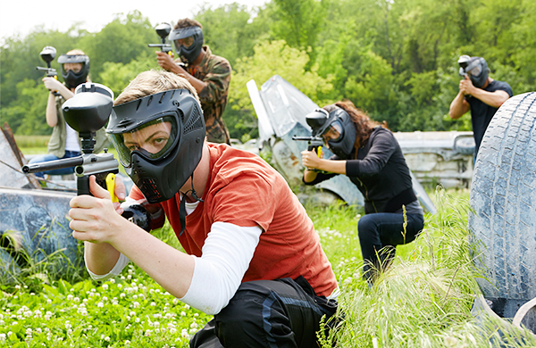 Experience the World's Premier Paintball Facility