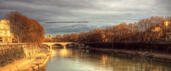roma  ìgolden hour