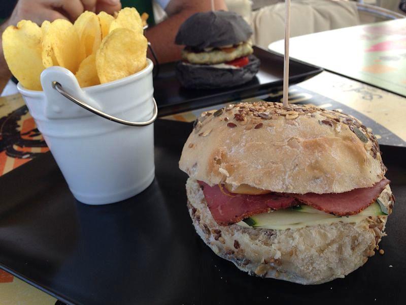 Comer en Barcelona: Chiringuitos