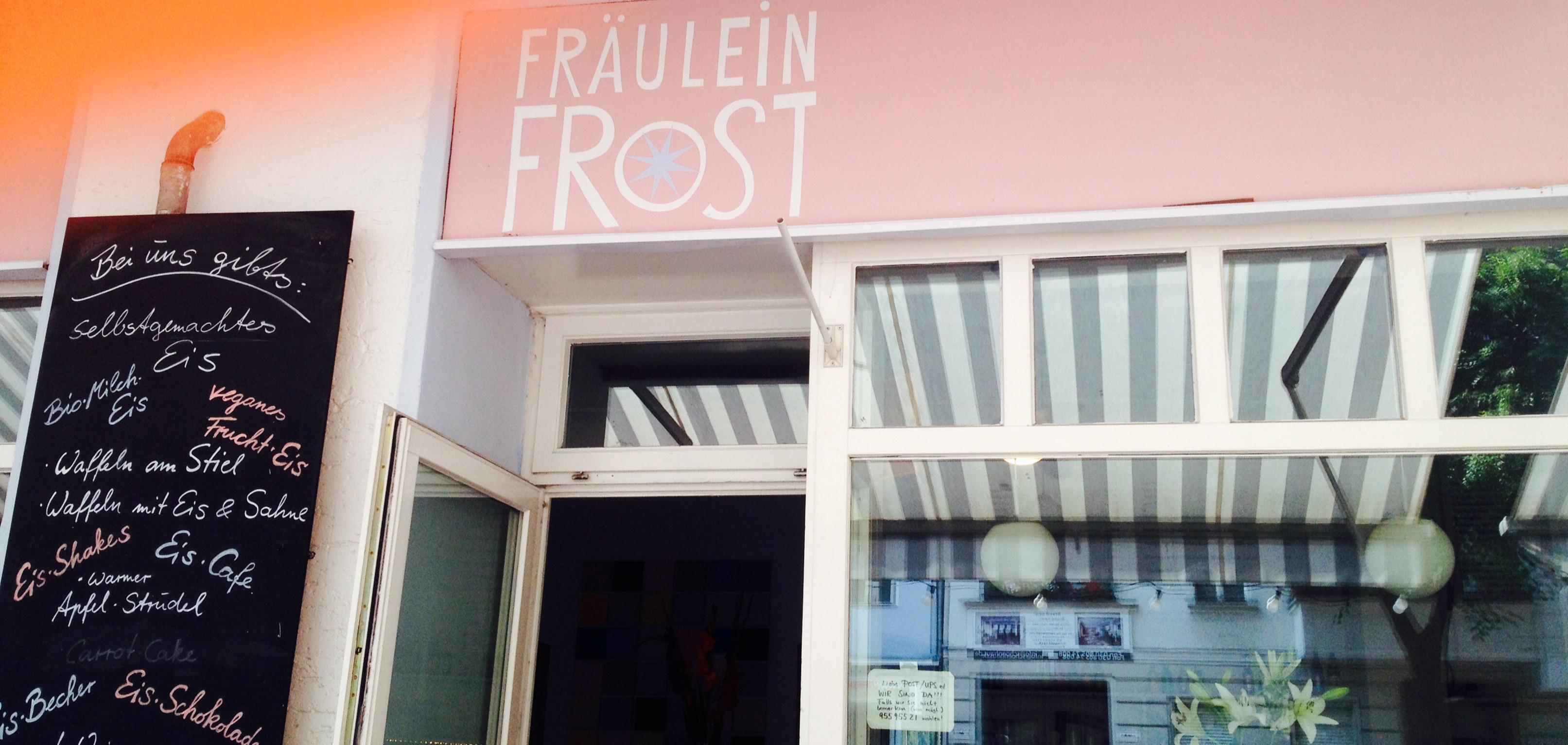 Fräulein Frost in Berli
