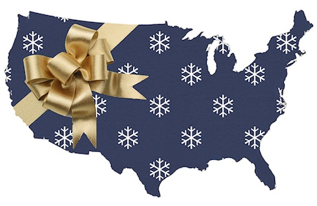 Who Buys the Most Presents? The Top States, Ranked.